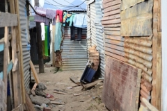 Dire living conditions